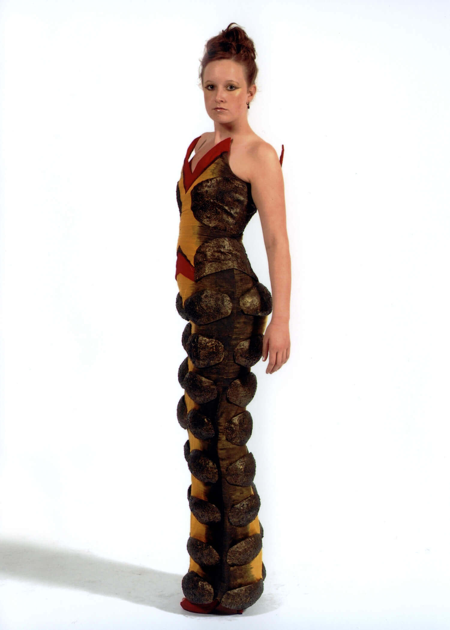 Wearable Art by Rebecca Wendlandt: Insect Couture: Madame Bug