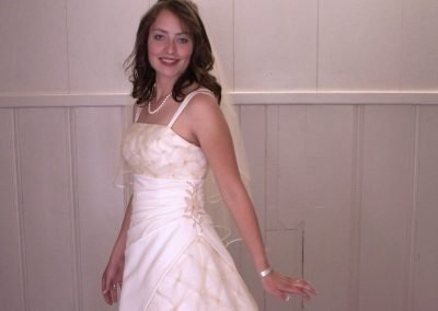 Wedding Dress: Laura