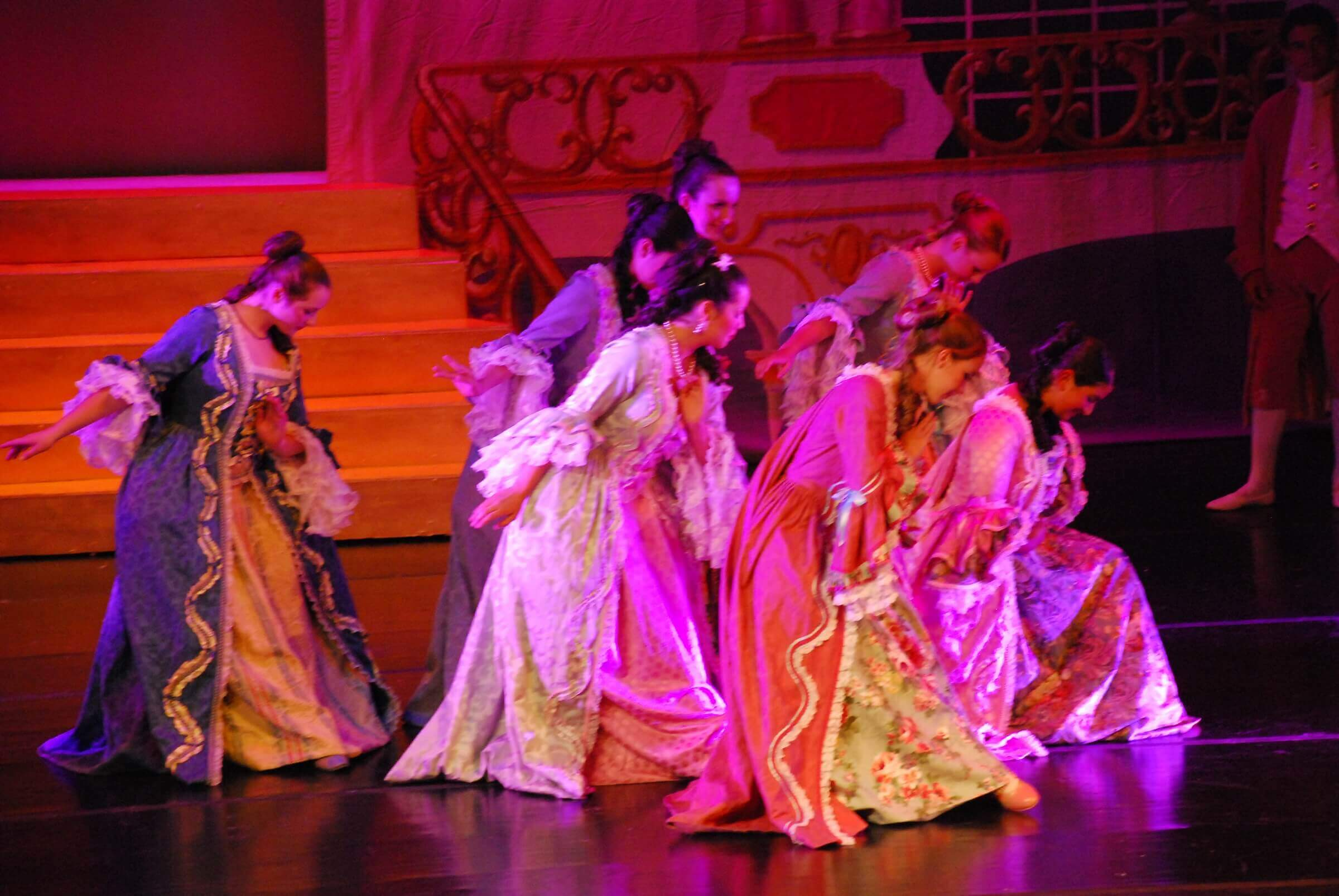 Cinderella Ballet - Cinderella Ballroom