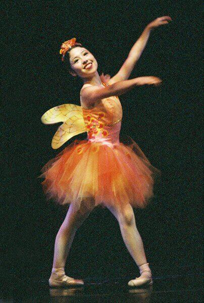 Cinderella Ballet - Spring & Summer Fairy