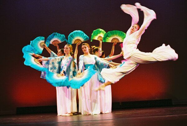 Cinderella Ballet - Ballroom Ladies