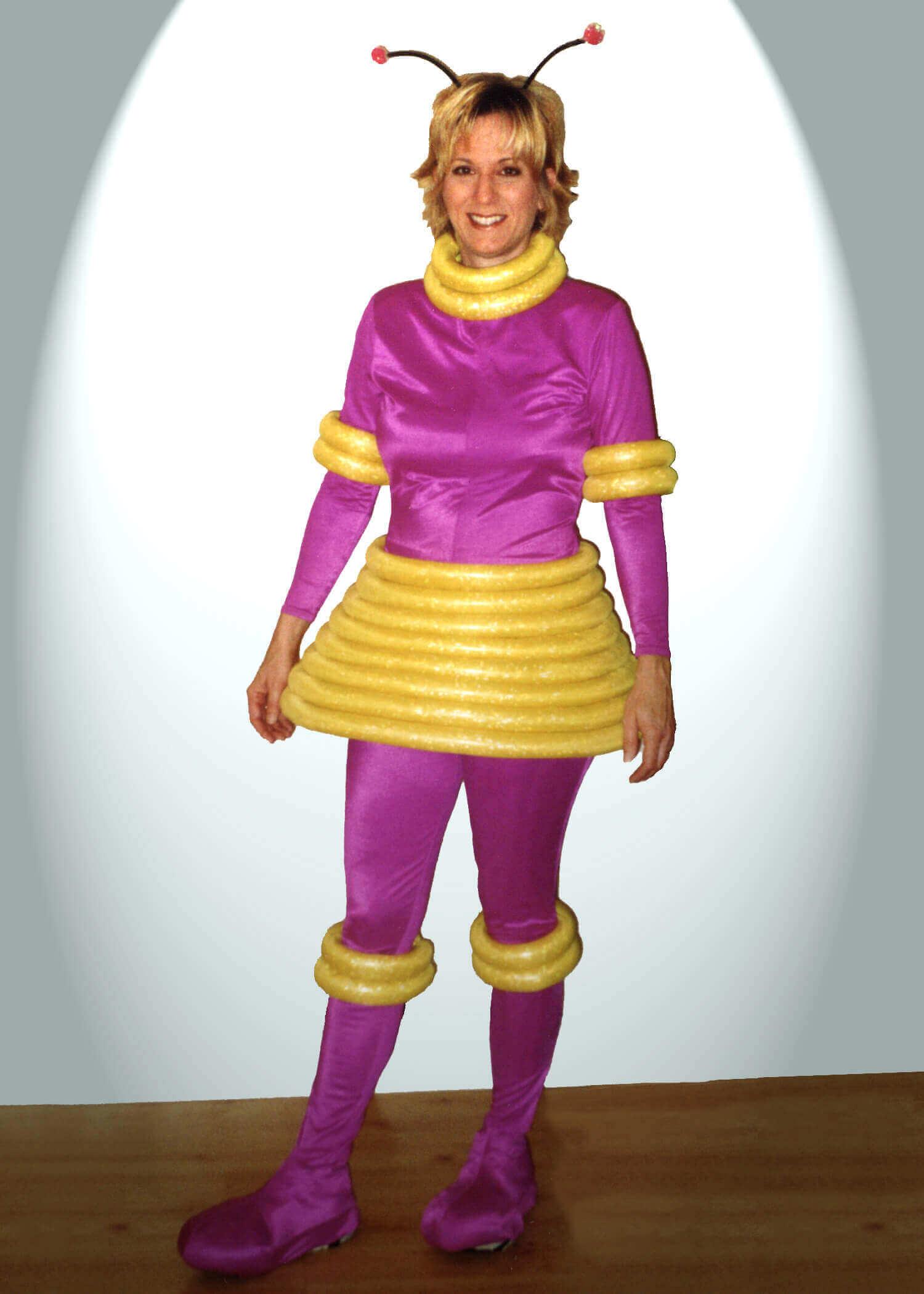 Kids TV Show Costume by Rebecca Wendlandt: Blitz from Blop