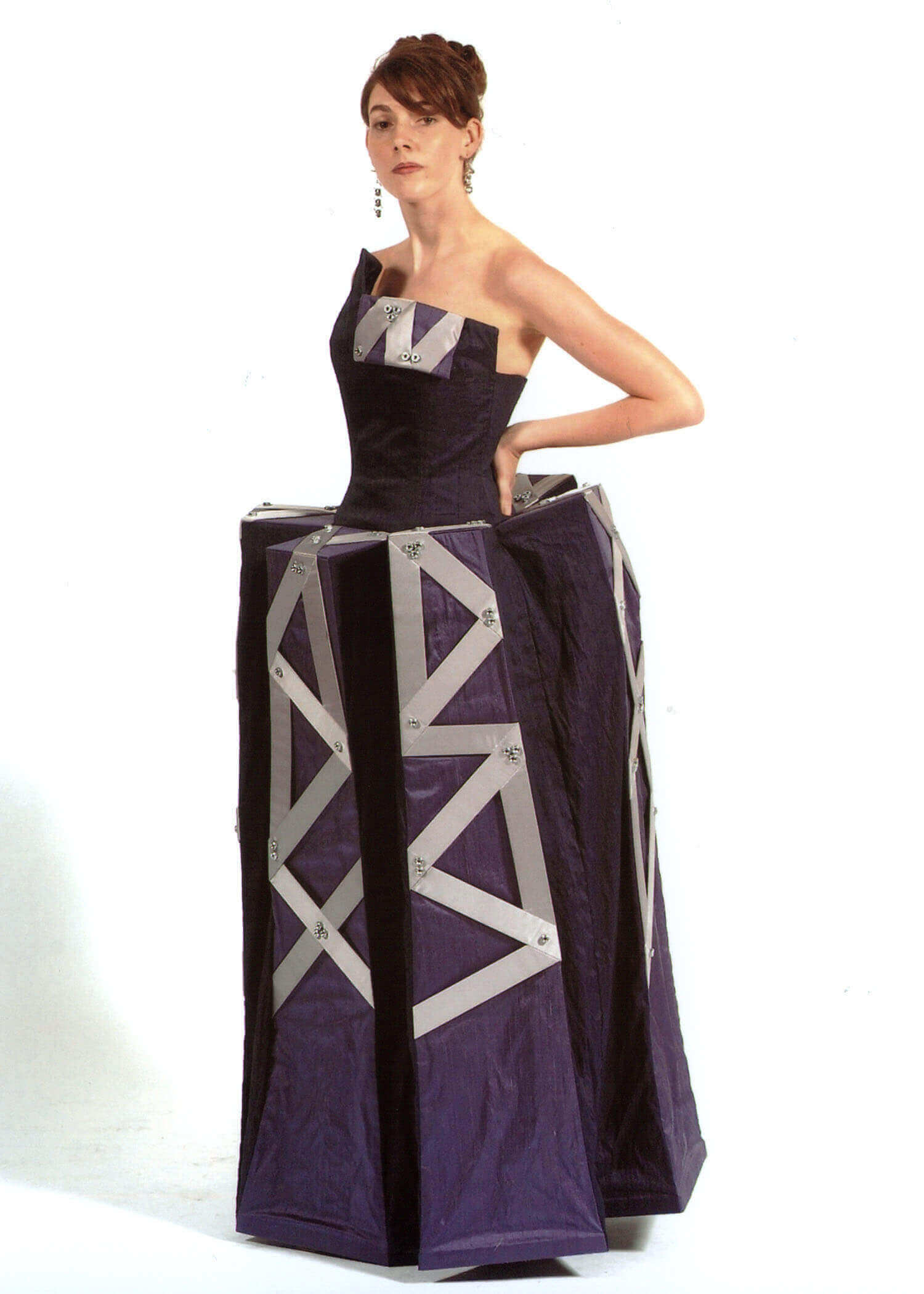 Wearable Art by Rebecca Wendlandt: Structural Elegance