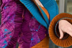 Wearable Art by Rebecca Wendlandt: Eccentricities