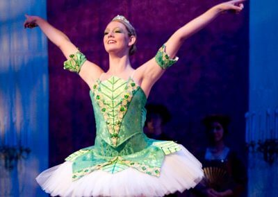 Ballet: Sleeping Beauty Enchanted Garden Fairy