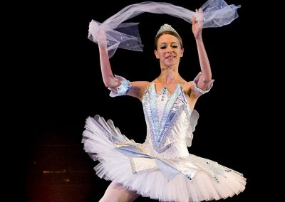 Ballet: Sleeping Beauty Silver Frost Fairy