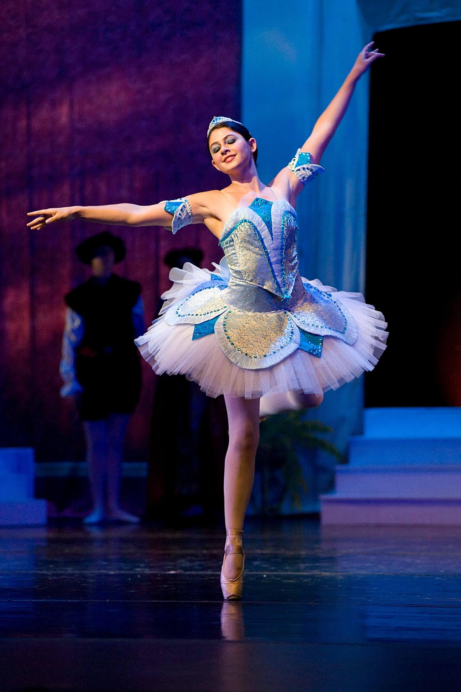 Sleeping Beauty Ballet - Crystal Fountain Fairy