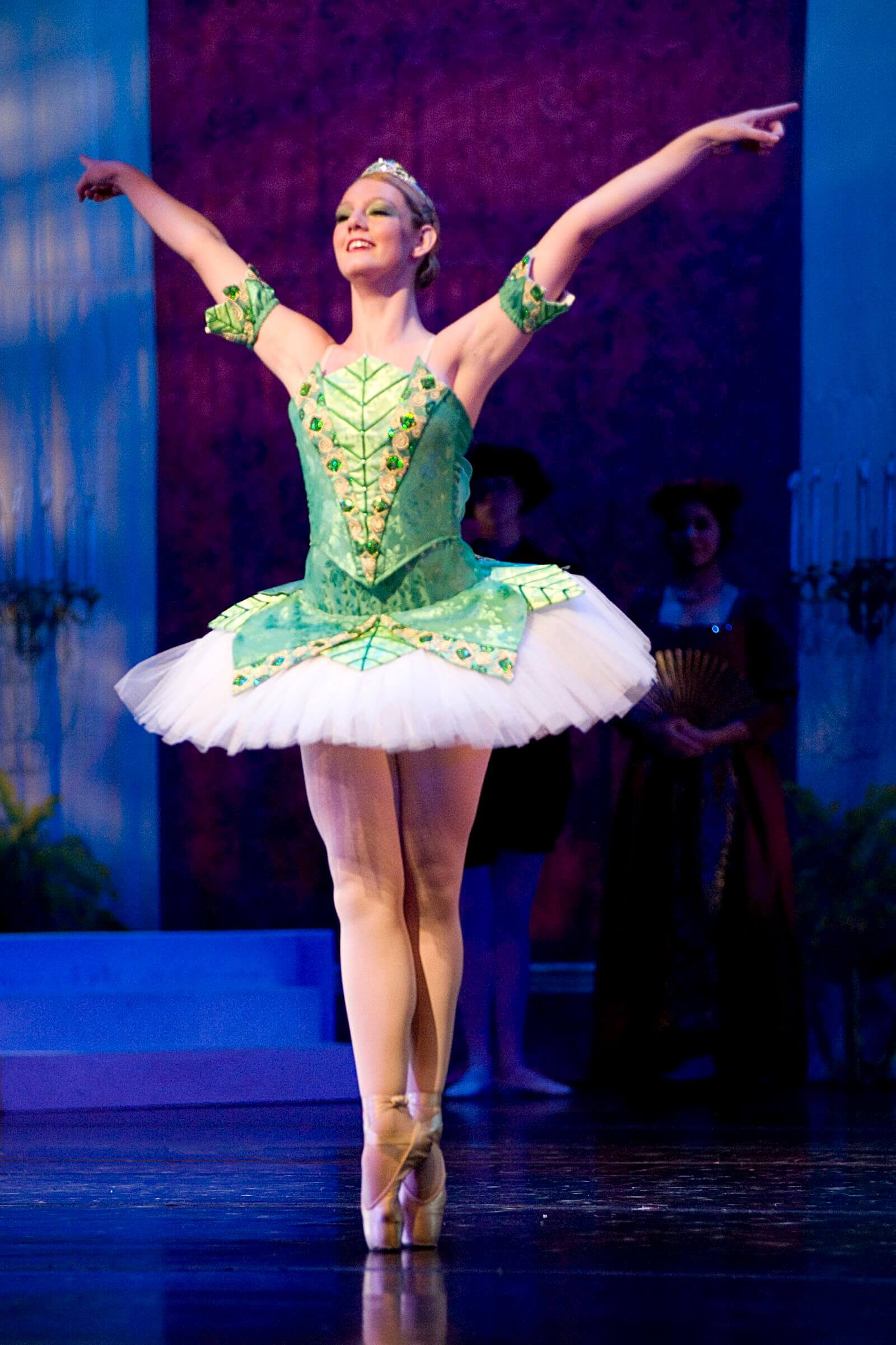 Sleeping Beauty Ballet - Enchanted Garden Fairy