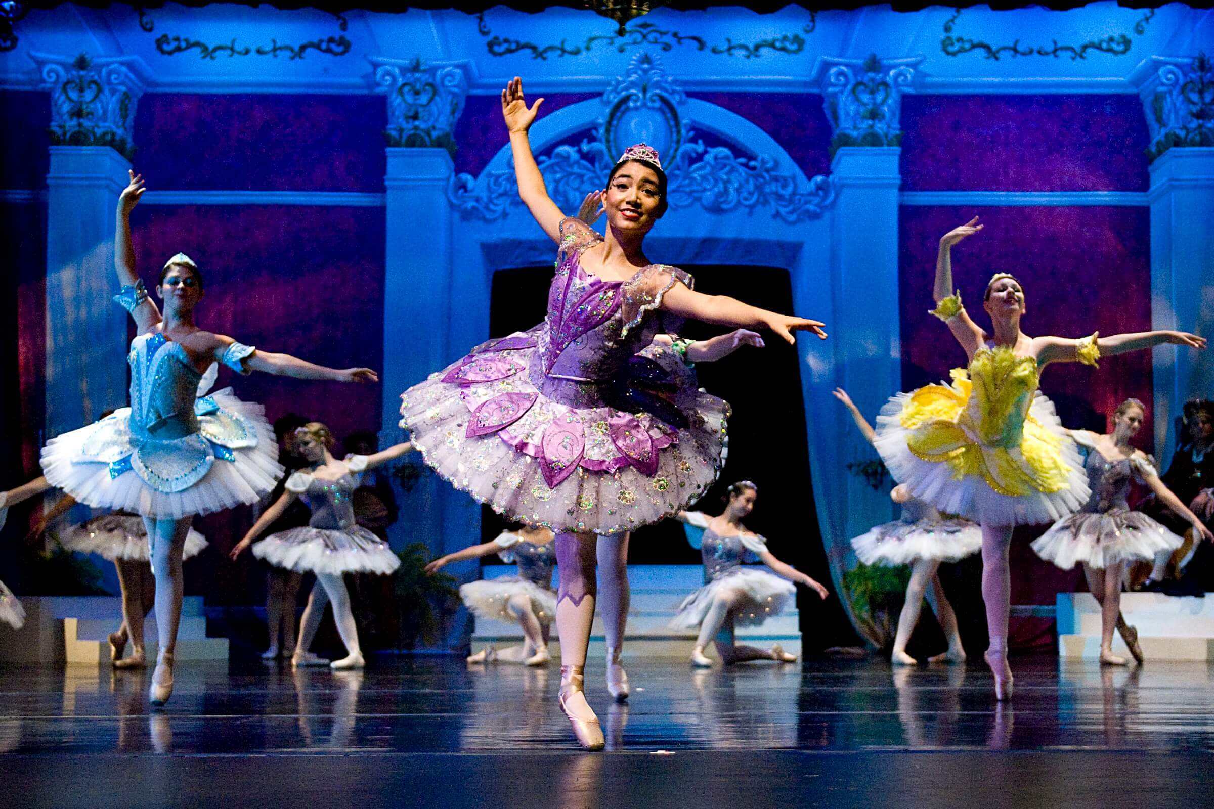 Sleeping Beauty Ballet - Fairy Trio
