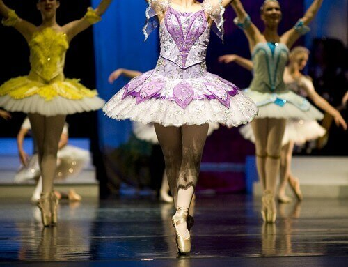 Ballet: Sleeping Beauty Lilac Fairy
