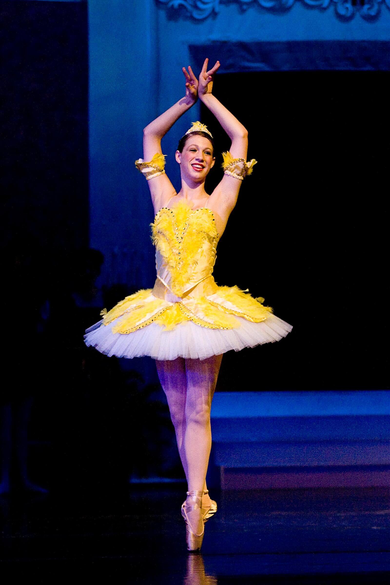 Sleeping Beauty Ballet - Songbird Fairy