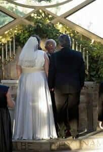 custom wedding dress by Rebecca Wendlandt - Denise