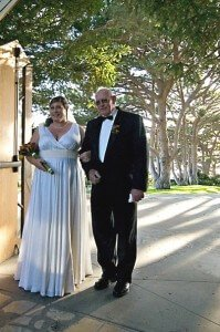 custom wedding dress by Rebecca Wendlandt - Denise