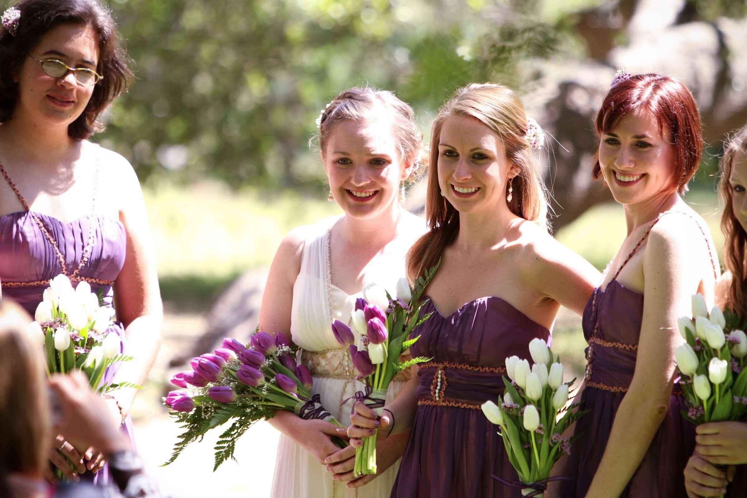 Bridesmaid dresses by Rebecca Wendlandt: Heidi