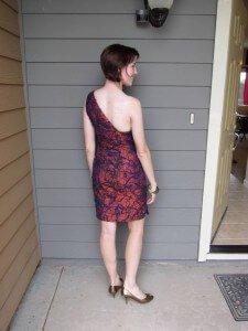 Cocktail Dress designed 2010
