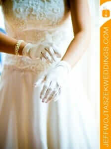 custom made wedding dress for Ji-eun by Rebecca Wendlandt