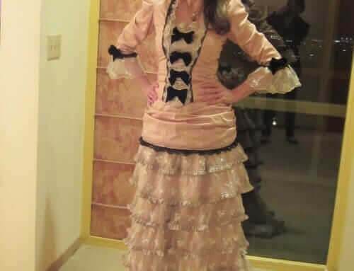 Victorian Costume: Lisa