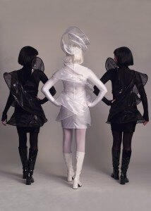 Wearable Art by Rebecca Wendlandt: Mystique