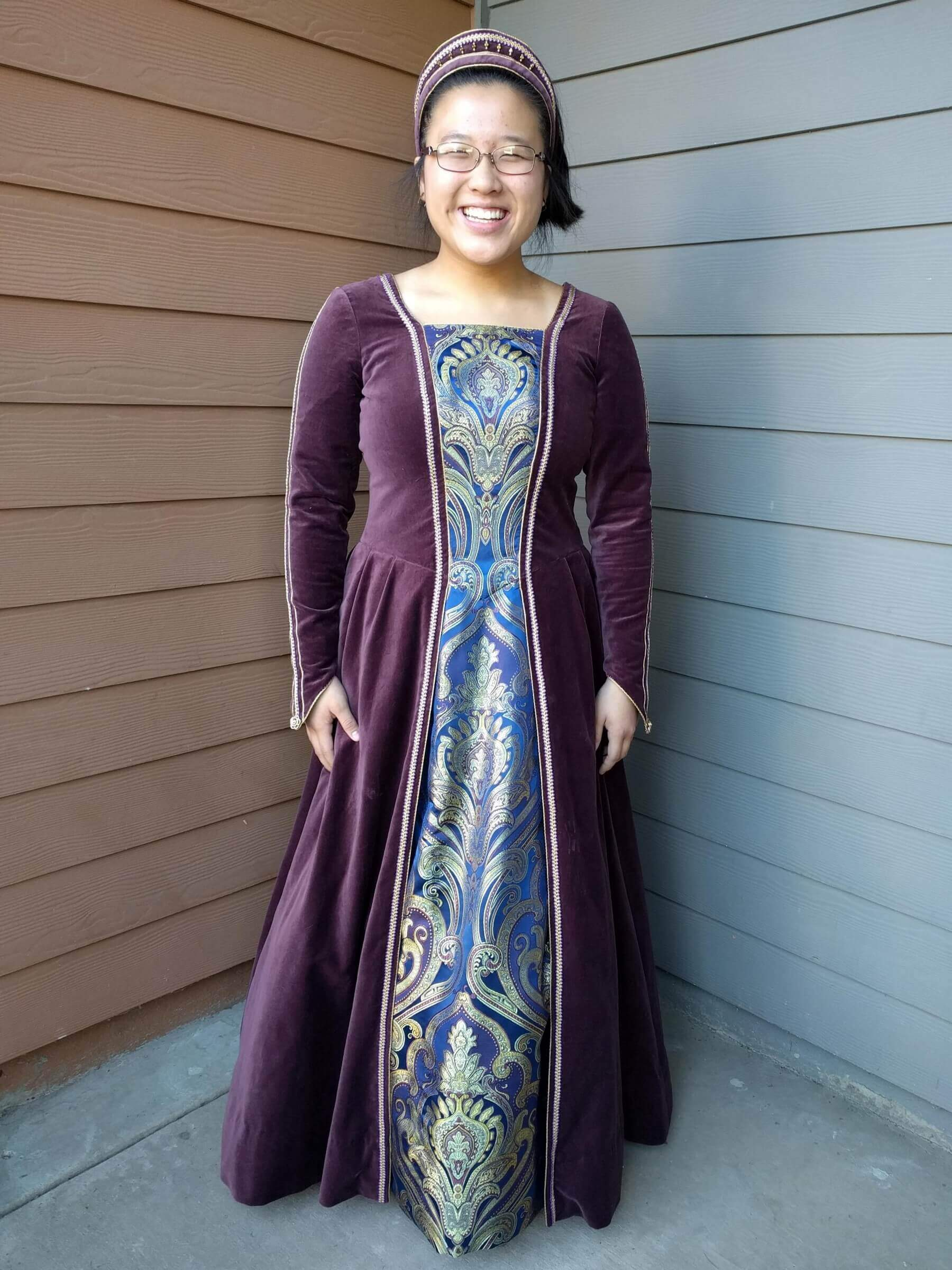 Madrigal costume